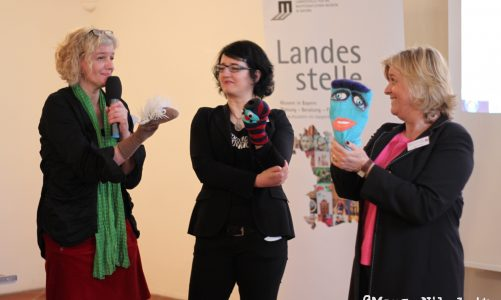 Liebe, Geschichten und Hi-ha-ho: Budenzauber beim stARTcamp München #scmuc