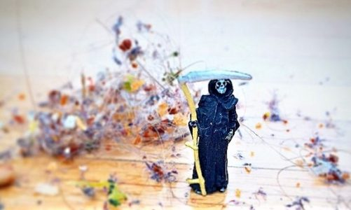 Die Kunst des Putzens − Putzen als Kunst #kunstputz