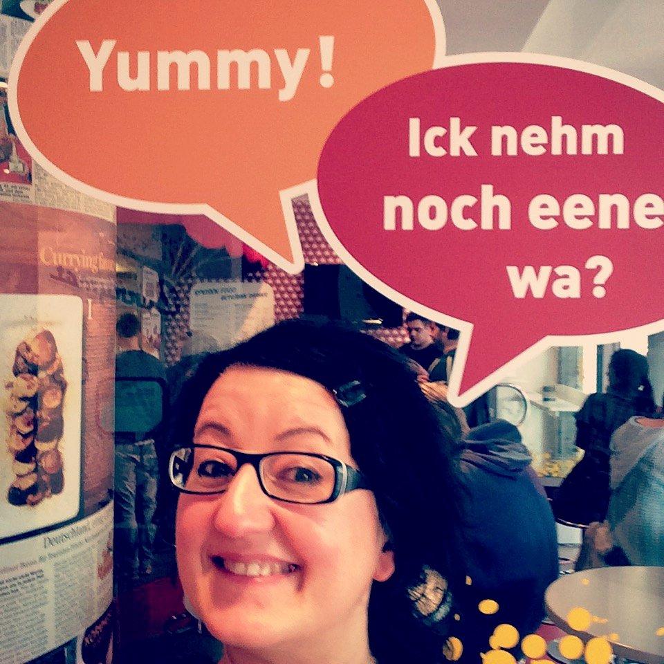 Endlich: Ein Besuch im Currywurstmuseum!