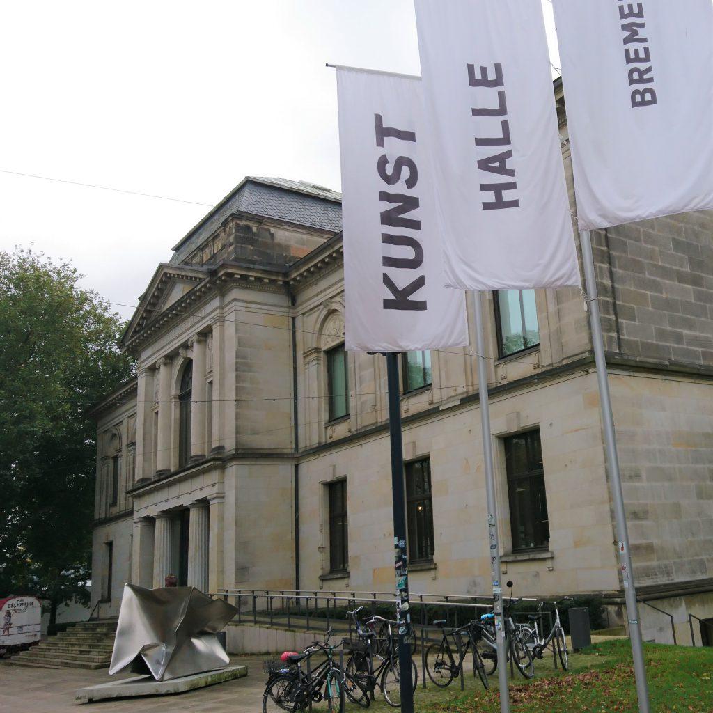 Kein Fähnchen im Wind: Die Kunsthalle Bremen