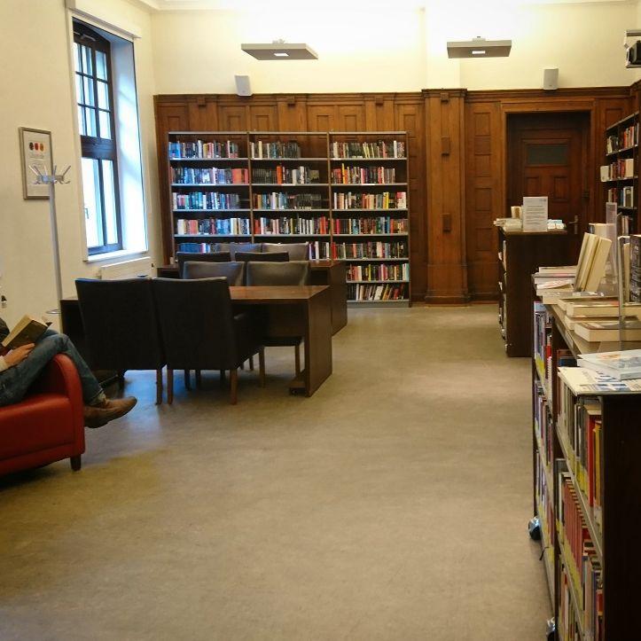 Krimibibliothek der Stadtbibliothek Bremen