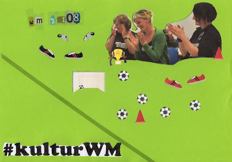 Wir müssen jetzt die Köpfe hochkrempeln: Es ist #KulturWM!