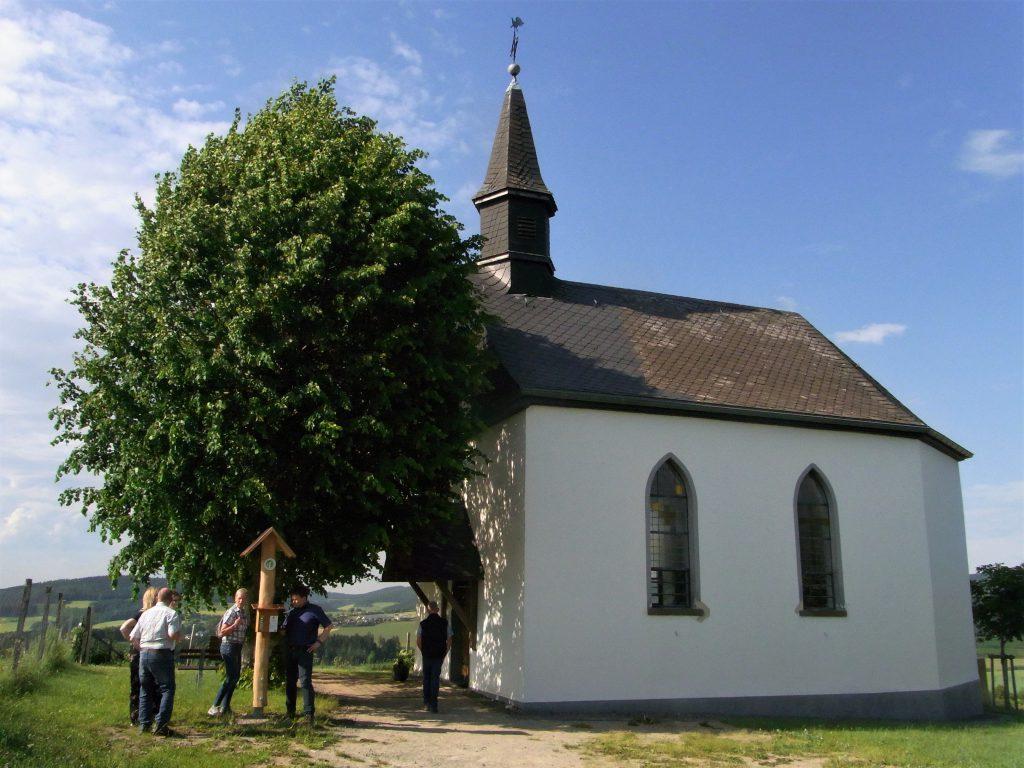 Heilig-Kreuz-Kapelle Wormbach