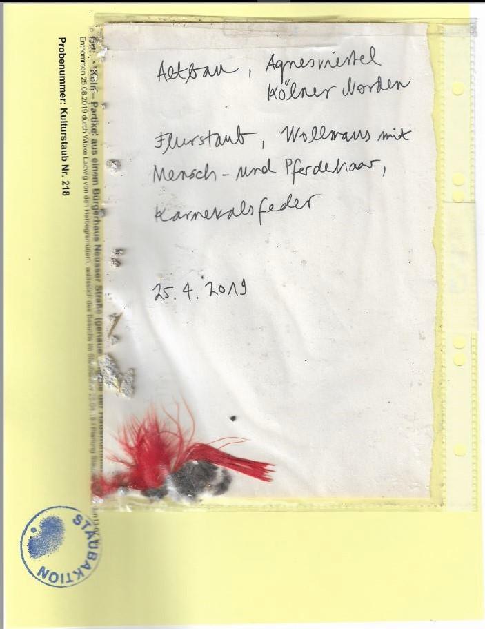 dokumentation wollmaus