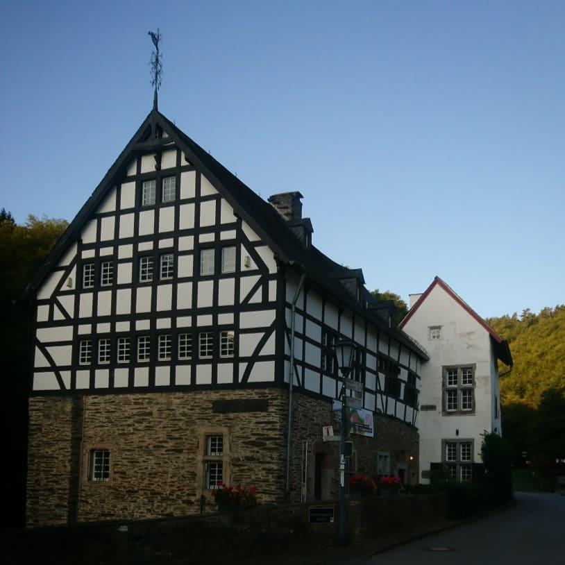 Junkerhaus in Simonskall