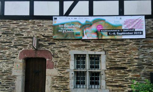 Kunst, Leben, Utopie: Die Bauhüttenwoche in Simonskall in der Eifel